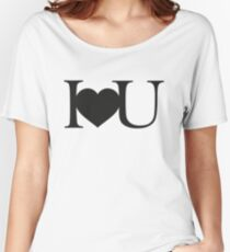 I love you V.1.1 Women's Relaxed Fit T-Shirt