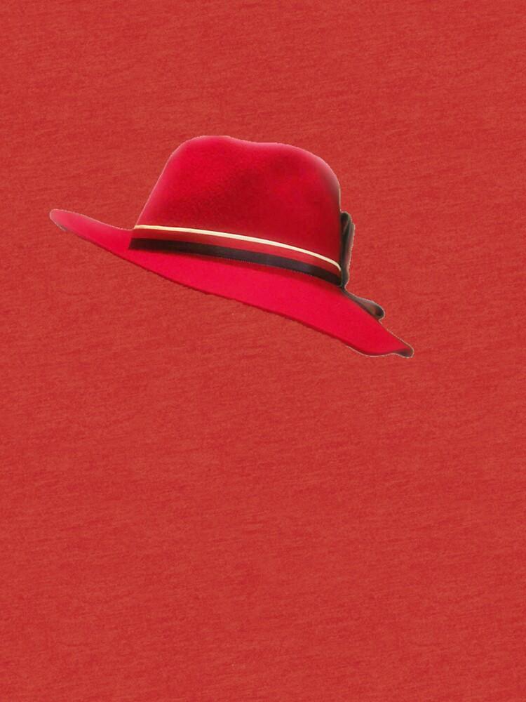 Agent Carter Hat by ButterfliesT