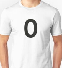 Sport number 0 zero T-Shirt