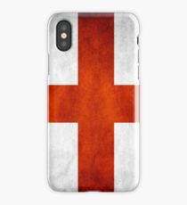 England Flag - St Georges iPhone Case/Skin