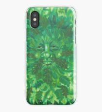 greenman iPhone Case/Skin