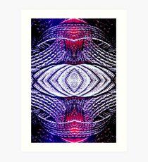 Crystal #20 Art Print
