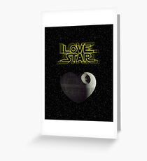 Star Wars 2 Greeting Card