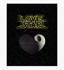 Star Wars 2 Photographic Print