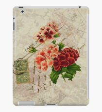 Decoupage 2 iPad Case/Skin