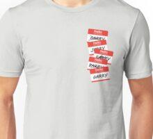 Parks and Rec: Jerry, Garry, Barry... Shirt Unisex T-Shirt