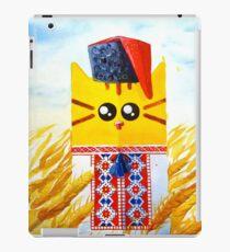 Ukrainian cat iPad Case/Skin