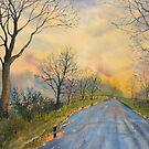Homeward Bound to Kilham by Glenn  Marshall