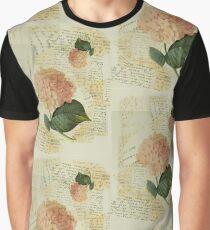 Decoupage Hydra Graphic T-Shirt