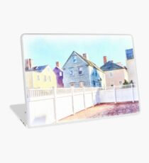 Painted Houses Portsmouth Laptop Skin