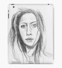 Pencil Sketch iPad Case/Skin