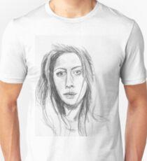 Pencil Sketch Unisex T-Shirt