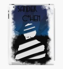 Sander cohen wrapped iPad Case/Skin