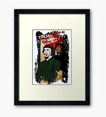 Revolution - Che Framed Print