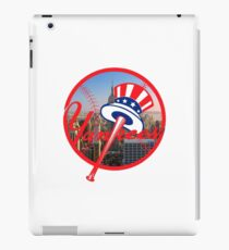 New York Yankees NYC Logo iPad Case/Skin