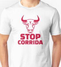 Stop corrida Unisex T-Shirt