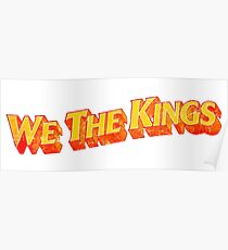 We The Kings Unofficial Poster