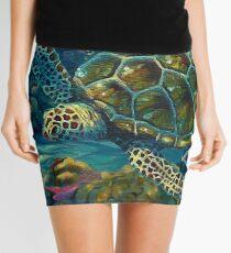 Twilight Reef Mini Skirt