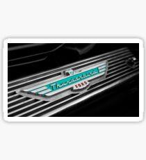 1957 Ford Thunderbird Sticker