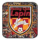 Racing Club Lapin - Red & Orange (crowd) by JoelCortez