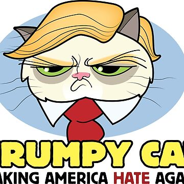 Trumpy Cat.  by ryanlefty