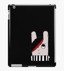 Emo Bunny iPad Case/Skin