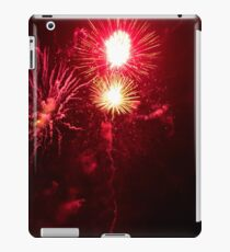 Exciting Red iPad Case/Skin