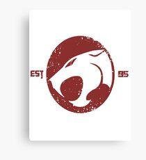 Legendary Thundercats  Canvas Print