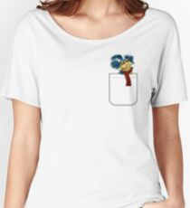Say 'Allo To My Little Friend Women's Relaxed Fit T-Shirt