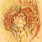 """Intimacy"" from ""Love Angels"" series by Anna Miarczynska"