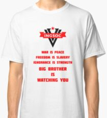 INGSOC Guidelines Classic T-Shirt