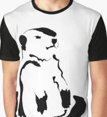 groundhog Graphic T-Shirt