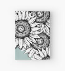 She Was as Wild as the Flowers Hardcover Journal