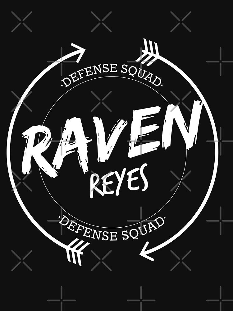 RAVEN REYES VERTEIDIGUNG SQUAD von the100merch