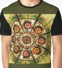 Striking Ceiling Graphic T-Shirt