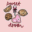 Sweet Tooth by Joree Cisneros Wuollet