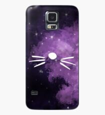 Cat Whiskers Case/Skin for Samsung Galaxy