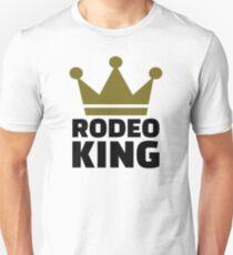 Rodeo king Unisex T-Shirt