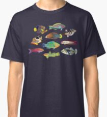 Tropical Fish of the World Classic T-Shirt