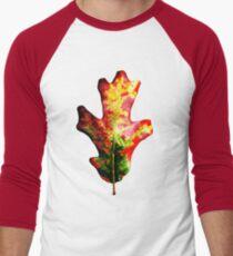 Colorful Autumn Oak Leaf T-Shirt