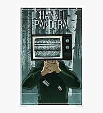 Channel Pandora: Diggory Photographic Print