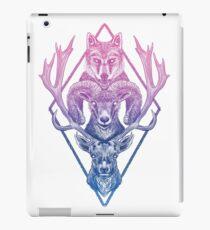 Wolfram Hart (Color) iPad Case/Skin