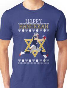 Yalla It's Hanukkah Unisex T-Shirt