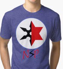 Ninja Sex Party Tri-blend T-Shirt