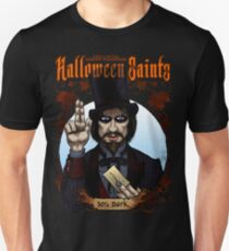 Halloween Saints: Mr. Dark T-Shirt