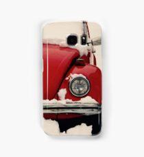 Winter Reds Samsung Galaxy Case/Skin