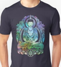 Gautama Buddha Cool Galaxy T-Shirt