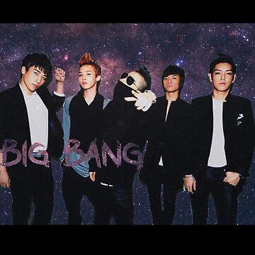 Big Bang in the Stars by bandreaNRG