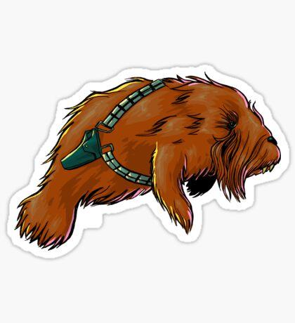 Chewy Manatee 2 Sticker