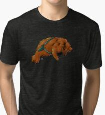 Chewy Manatee 2 Tri-blend T-Shirt